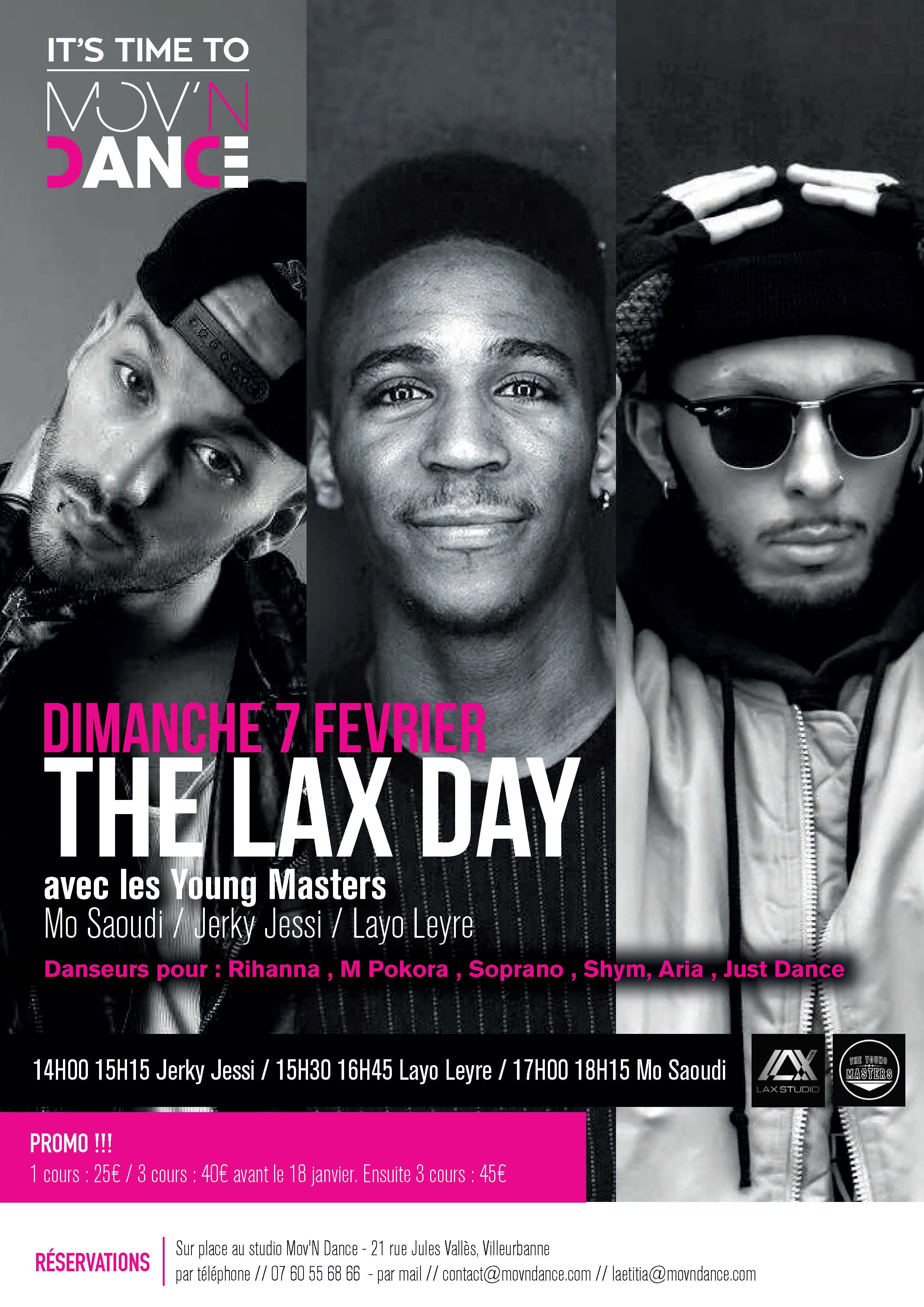 affiche young masters copie